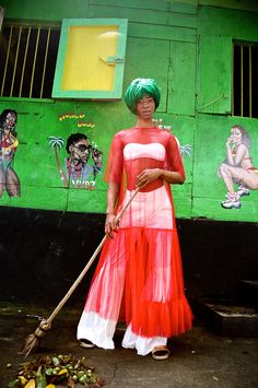 Meet the Gully Queens, the Transgender Women Defying Jamaica's Culture of Homophobia