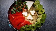 Öğrenciler İçin Bulgur Salatalı Beslenme Çantası :)