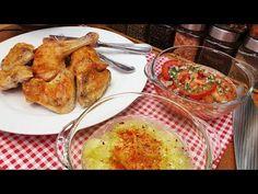 Hagymás paradicsomsaláta / Szoky konyhája / - YouTube
