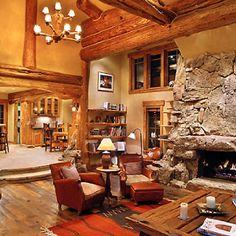 Log house ideas