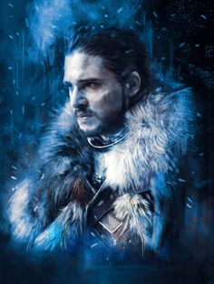 Game of Thrones Portraits - Created by Rich Davies
