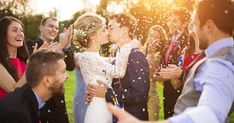 Do you want to get married and also save on flowers, venue and food? We've got you covered, check out our list of 100+ Fantastic Frugal Wedding Ideas. Budget Wedding, Wedding Tips, Wedding Planner, Destination Wedding, Wedding Venues, Wedding Day, Wedding Games, Wedding Attire, Wedding Season