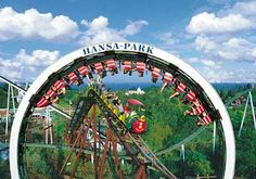 HANSA-PARK - SIERKSDORF - ALLEMAGNE - (www.infoparks.com)