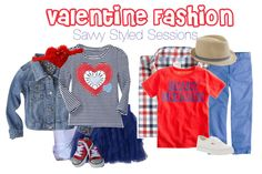 All American Valentine!  Savvy Styled Sessions