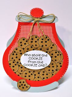 "Who Took The Cookie From The Cookie Jar Book Fun Circle Game ""Who Stole The Cookie From The Cookie Jar"" I Used"