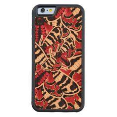 Butterfly iPhone6 Bumper Case