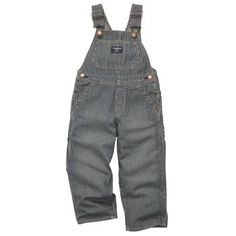 Osh Kosh Red Dungarees 6-12 Months Sophisticated Technologies Baby & Toddler Clothing Bottoms