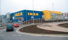En mi barrio, también se encuentra Ikea.
