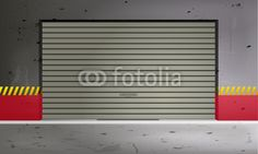 Garage mural option