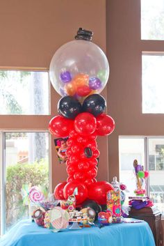 SWEET SHOP YUMMILAND CANDYLAND Birthday Party Ideas | Photo 22 of 332 | Catch My Party