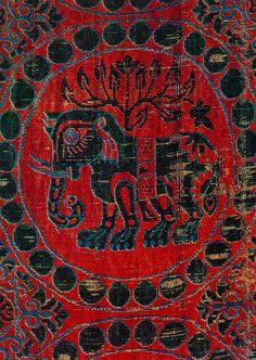 Китайские и византийские ткани - Орнамент и стиль в ДПИ