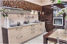 Sarok konyha - Top 50 fotó a belső tér sarok konyha
