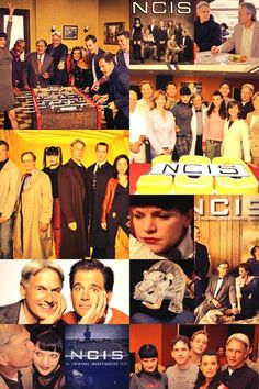 NCIS - I cant believe I didn't have this one up here. Only about 2 seasons until 300th.