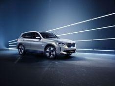Το BMW Concept iX3