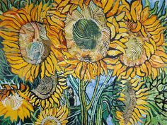 breathesart:  John Bratby, Girl and Sunflowers