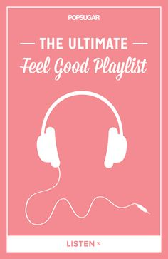 37 songs that will boost your mood. Don't think they're all great as a workout playlist, but they seem to be good for mental health :)