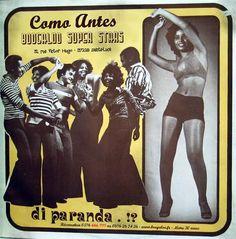 La vengeance de COMO ANTES - Concert SALSA au Boogaloo : Antilles Restaurants Traiteurs - Martinique Guadeloupe Guyane