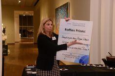 raffel, NACE Orlando Event, Orlando Museum of Art Orlando Museum Of Art, Raffle Prizes, Art Museum, Museum Of Art