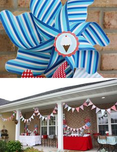 Red, White, & Blue Ice Cream Block Party 3