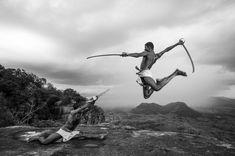 Breathtaking Photos Of An Old Sri Lankan Martial Art Form