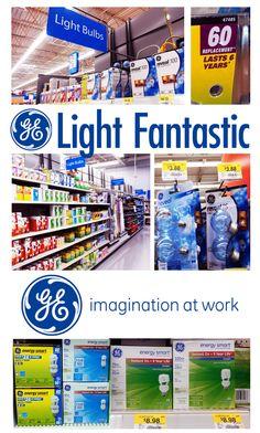 GE Light Fantastic #GE Lighting
