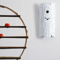Raffaele Darra's Bricchetto cuckoo clock, made in murano glass.  Diamantini & Domeniconi.  Anybody know where I can find one?