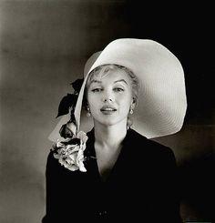 Marilyn Monroe - she was so beautiful.