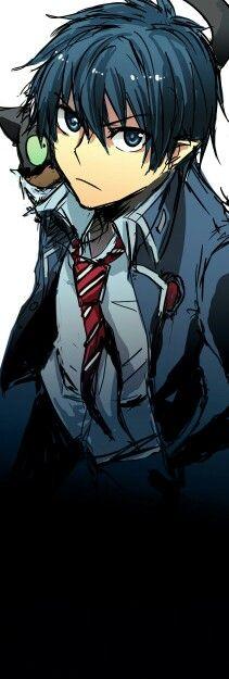 Rin Okumura .... Blue Exorcist