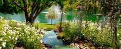 Grand Tradition Estate & Gardens - Fallbrook, California - Public Gardens & Special Events - San Diego Day Trip - Group Tours