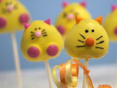 My Little Cupcake POP Blog: Here Kitty, Kitty!