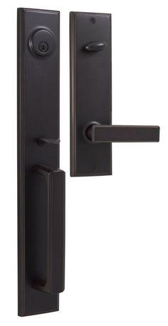 Traditional Door Knobs Craftsman Style Lever Door Set With