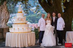 ROYAL WEDDING CAKE FOR A PRINCESS by RED CARPET CAKE DESIGN®