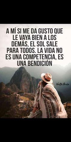 Spanish Inspirational Quotes, Love Dating, Motivational Phrases, Carpe Diem, Honesty, Good Vibes, Stand Up, Affirmations, Nostalgia