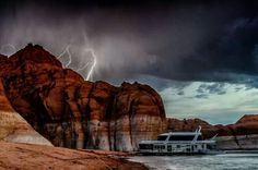 Lake Powell trip, Aug '13, by Dave Taylor