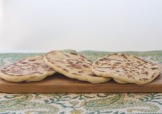 Toasted Sesame Naan from the weiser kitchen.com