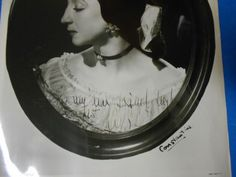 VINTAGE-BALLET-RUSSE-SIGNED-CONTANTINE-B-W-MOSS-PHOTO-HUGH-PICKETT-ESTATE