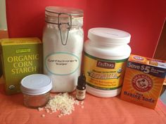 READ BELOW FOR THE UPDATE ON THIS RECIPE… On my quest to live a more natural holistic lifestyle I've had to look at the many products I put on my skin everyday. When you begin reading t…