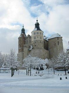 Montbéliard castle, France