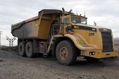 Haulmax 3900 by Brent Pigeon Dump Trucks, Cool Trucks, Big Trucks, Mining Equipment, Heavy Equipment, Bucyrus Erie, Tonka Toys, Large Truck, Heavy Duty Trucks