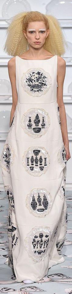 Schiaparelli couture 2016 spring summer