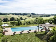 Umbrien Villa Ambrosia: Villa in Italien, Umbrien mieten - SonnigesUmbrien - www.sonnigesumbrien.de