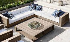 Ideas For Outdoor Furniture Diy Seats Pallet Lounge Outdoor Lounge, Pallet Lounge, Outdoor Seating, Outdoor Spaces, Outdoor Living, Diy Outdoor Furniture, Pallet Furniture, Garden Furniture, Furniture Design