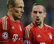 """Arjen Robben will remain with Bayern Munich"""