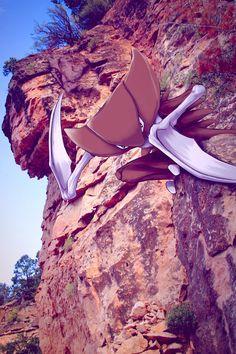Wild Kabutops in the Canyon by Ninja-Jamal.deviantart.com on @DeviantArt