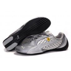 5f554a36d5c4 Puma Drift Cat II Women Silver Puma Sports Shoes