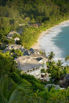 Arguably one of the most romantic and luxurious resorts on the Indian Ocean, The Banyan Tree Seychelles provides an unparalleled experience on the island of Mahe with private villas offering stunning views of the coast from its airy rooms and private pools.**