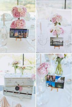 Romantische Hochzeit in Wien: Einmal um die Welt!