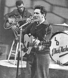 The death on this day, 3rd November 2002 of legendary Skiffle king, Lonnie Donegan