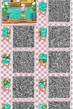 Motif 1616 acnl pinterest for Carrelage kitsch animal crossing new leaf