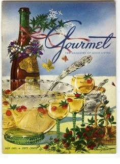 Gourmet May 1953//